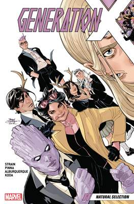 Generation X Vol. 2 (Softcover) #1