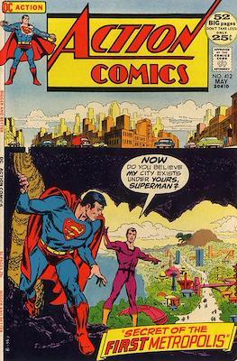 Action Comics Vol. 1 (1938-2011; 2016-) (Comic Book) #412