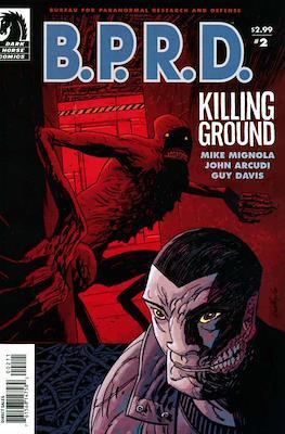 B.P.R.D. (Comic Book) #35