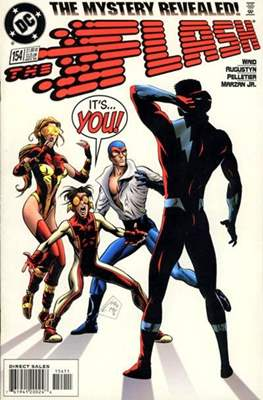 The Flash Vol. 2 (1987-2006) (Comic Book) #154