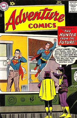 New Comics / New Adventure Comics / Adventure Comics (1935-1983; 2009-2011) (Saddle-Stitched) #250