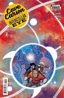 Cave Carson Has an Interstellar Eye (Comic Book) #4
