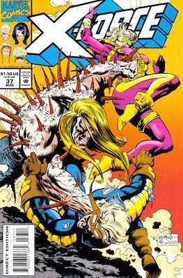 X-Force Vol. 1 (1991-2002) (Comic Book) #37