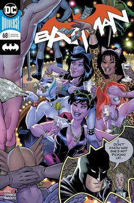 Batman Vol. 3 (2016-) (Comic-book) #68