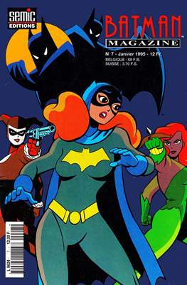 Batman Magazine #7