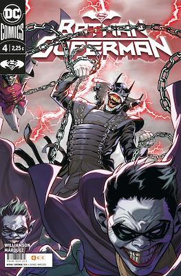 Batman / Superman (2020-) (Grapa) #4