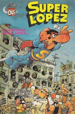 Super Lopez. Olé! (Rústica, 64 páginas (1980-1985)) #6
