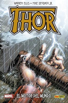 Thor: El Motor del Mundo. 100% Marvel HC