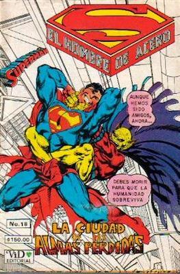Superman Vol. 1 (Grapa. 1986-2001) #18
