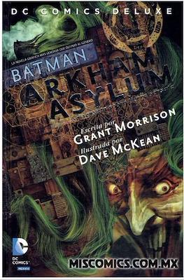 Batman: Arkham Asylum DC Comics Deluxe