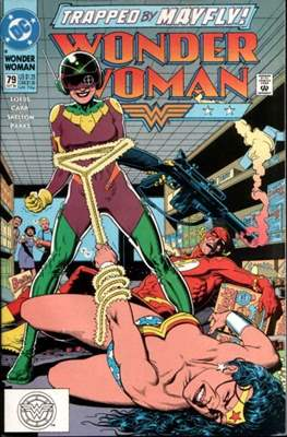 Wonder Woman Vol. 2 (1987-2006) (Comic Book) #79