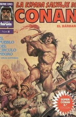 Super Conan. La Espada Salvaje de Conan (Cartoné. B/N. (1989). 2ª Edición.) #11