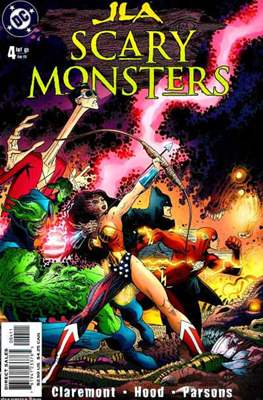 JLA: Scary Monsters (Grapa) #4