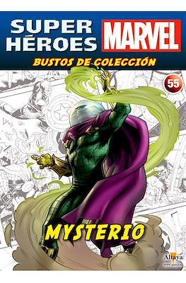 Super Héroes Marvel. Bustos de Colección (Grapa) #55