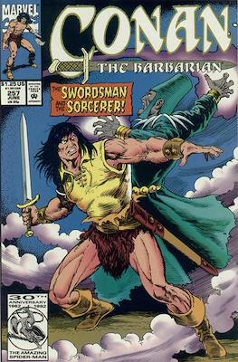 Conan The Barbarian (1970-1993) (Comic Book 32 pp) #257