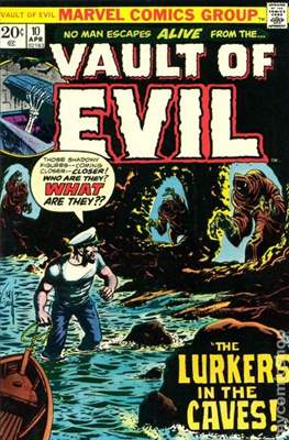 Vault Of Evil #10