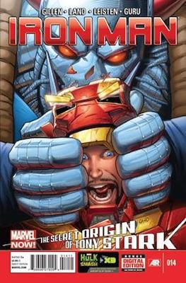 Iron Man (Vol. 5 2012-2014) (Comic-Book) #14