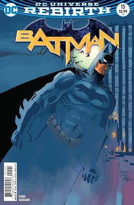 Batman Vol. 3 (2016- Variant Covers) (Comic Book) #15.1