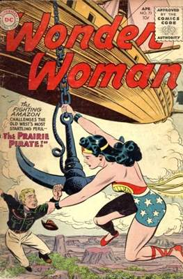 Wonder Woman Vol.1 (1942-1986; 2020-) (Comic Book) #73