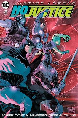 Justice League: No Justice (2018) Grapa #2