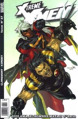 X-Treme X-Men (2002-2005) (Grapa) #27