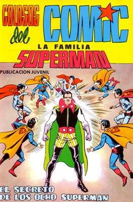 Colosos del Cómic: La familia Superman #5