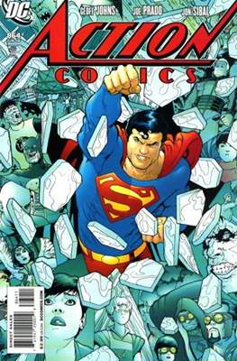 Action Comics Vol. 1 (1938-2011; 2016-) (Comic Book) #864