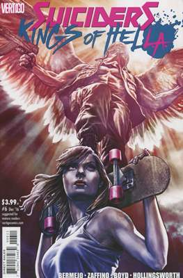 Suiciders: Kings of HelL.A. (Comic-book) #6
