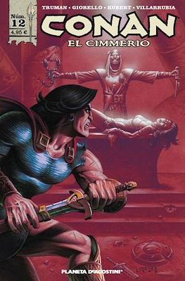 Conan el Cimmerio (Grapa 24-48-72 pp) #12