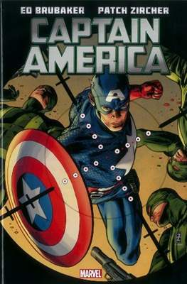 Captain America by Ed Brubaker (Hardcover) #3