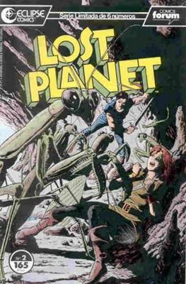 Lost Planet #2