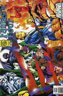 Fantastic Four Vol. 1 (1961-1996) (saddle-stitched) #416