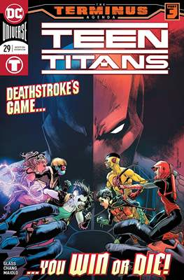 Teen Titans Vol. 6 (2016-) (Comic Book) #29