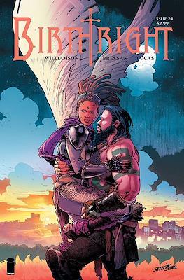 Birthright (Comic-book) #24