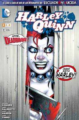 Harley Quinn. Nuevo Universo DC / Renacimiento (Rústica / Grapa) #7