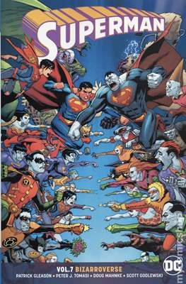 Superman Vol. 4 (2016-) (Softcover) #7