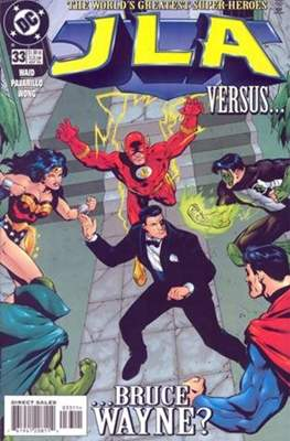 JLA Vol. 1 (1997-2006) (Comic-Book) #33