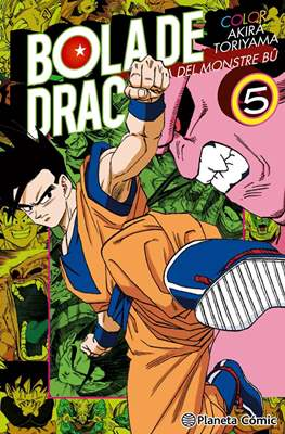 Bola de Drac Color: Saga del Monstre Bû (Rústica) #5