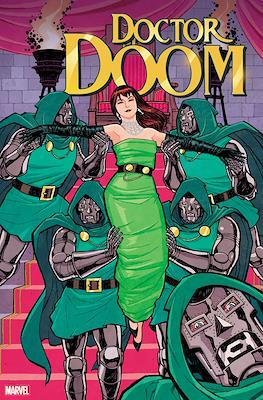 Doctor Doom (2019-) (Variant Cover)