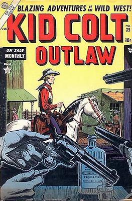 Kid Colt Outlaw Vol 1 #39