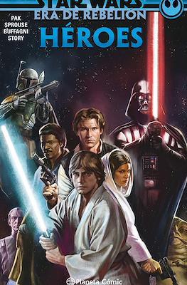Star Wars: Era de Rebelión (Cartoné 128 pp) #1