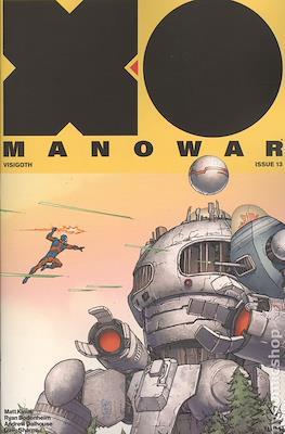 X-O Manowar Vol. 4 (2017-2019 Variant Cover) #13.1