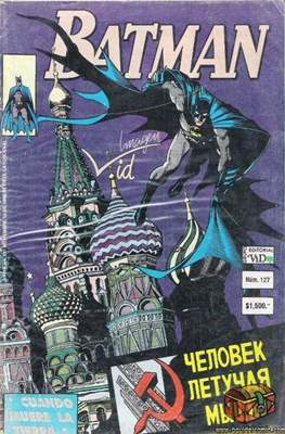 Batman (1987-2002) (Grapa) #127