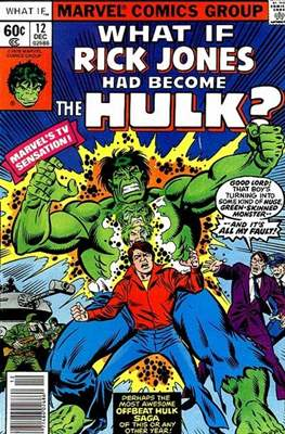 What If (Vol. 1 1977-1984) (Comic-Book) #12