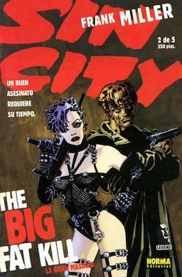 Sin City. La gran masacre (Grapa) #2