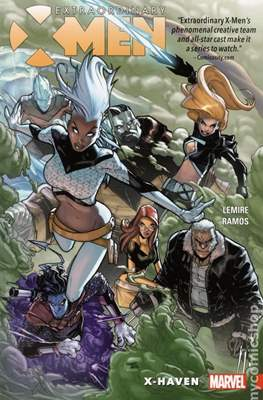 Extraordinary X-Men (2016) (Softcover 112-160 pp) #1
