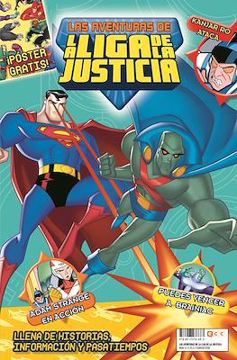 Las aventuras de la Liga de la Justicia #4