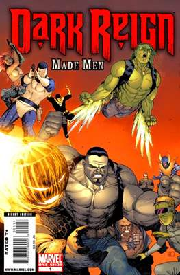 Dark Reign: Made Men