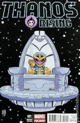 Thanos Rising (Variant Cover) (Comic Book) #1.1