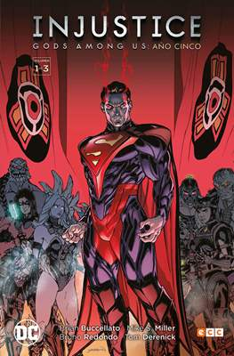 Injustice: Gods Among Us. Año cinco #1